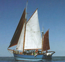 promenade bateau fecamp etretat